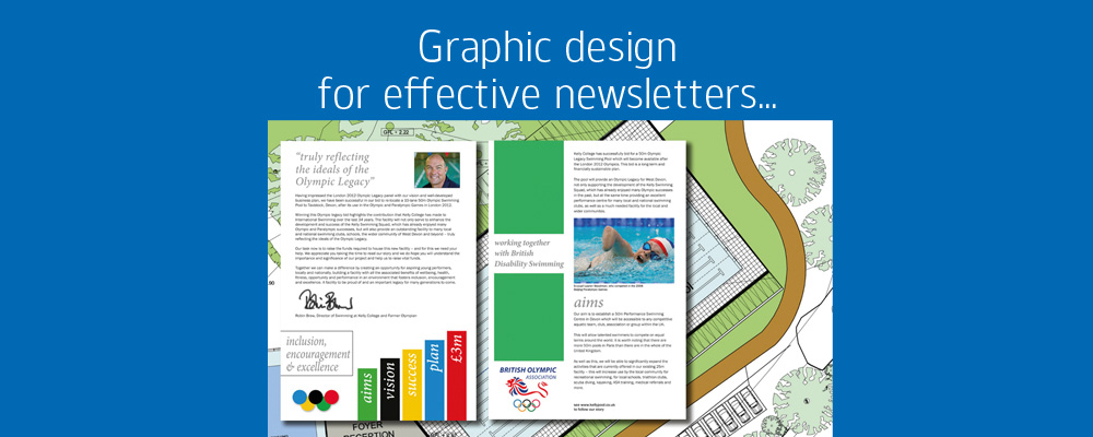 schools marketing adverts newspaper magazines graphic design websites Devon i4-Creative
